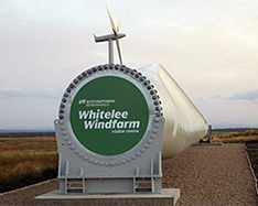 Whitelee Windfarm Terasaki Project